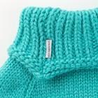 Шарф-манишка для девочки, размер 3-6 лет, цвет мята - фото 105568007