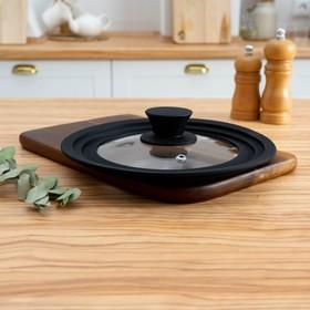 {{photo.Alt || photo.Description || 'Крышка универсальная силиконовая на посуду диаметром 16, 18, 20 см, цвет МИКС'}}