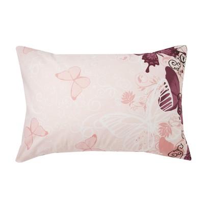 Pillowcase Ethel alizée 50*70 ± 3 cm,100% cotton, calico 125 g/m2
