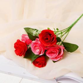 """A bouquet of """"Roses Bush"""" 25 cm, mix"""