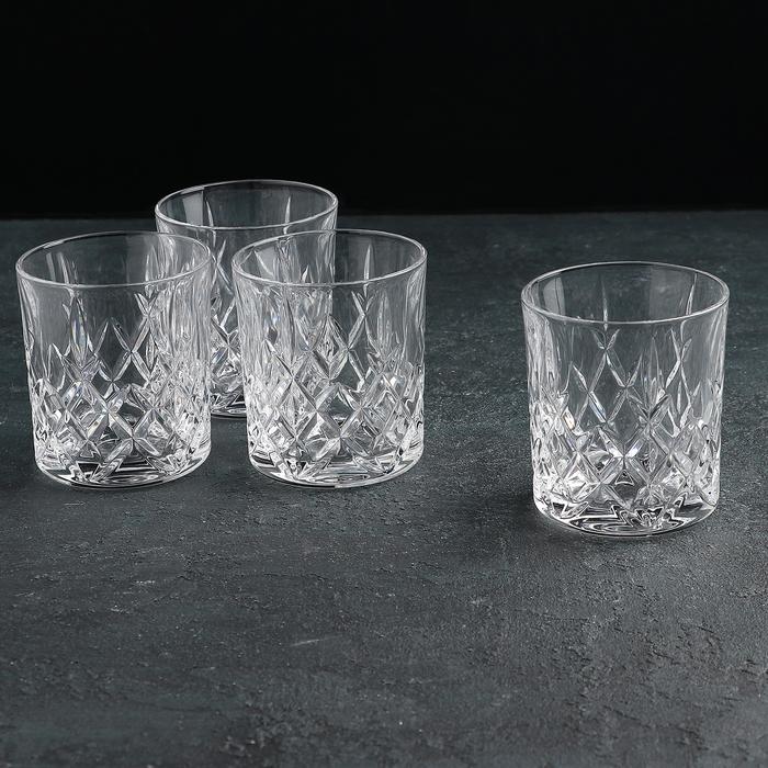 Набор стаканов для виски 320 мл Brixton, 4 шт