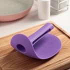 Прихватка-ручка для сковороды 10×8×12 см, цвет МИКС