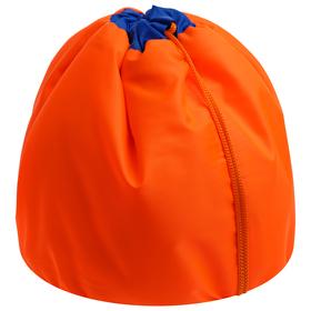 Чехол для мяча гимнастического утеплённый, цвет оранжевый Ош