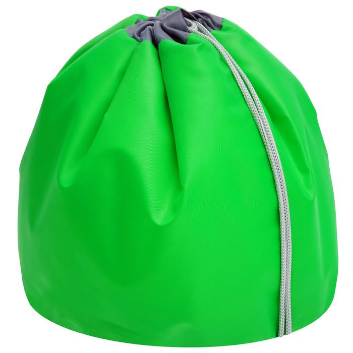 Чехол для мяча гимнастического утеплённый, цвет салатовый