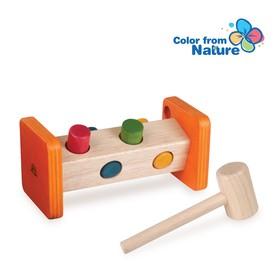 Деревянная игрушка «Бесконечная стучалка»