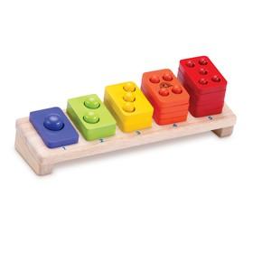 Логическая игрушка «Считаем до пяти»
