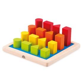 Логическая игрушка «Геометрические фигуры»