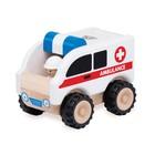 Деревянная игрушка Miniworld «Скорая помощь»