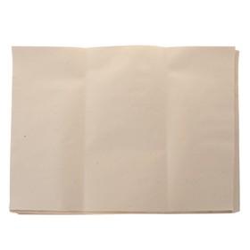Бумага оберточная, марка 'Е' , 80г/м2, 840 х 1070 мм Ош
