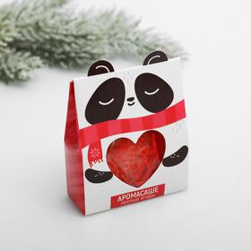 Аромасаше «Панда», лесные ягоды, 8 х 10 см