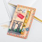 Ручка на открытке «Магнитогорск», 12,6  х 1,1 см