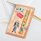 Ручка на открытке «Ставрополь», 12,6  х 1,1 см