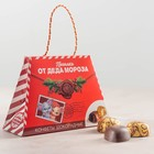Конфеты шоколадные «Посылка», в коробке-сумке, 150 г
