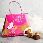 Конфеты шоколадные «Сияй», в коробке-сумке, 150 г