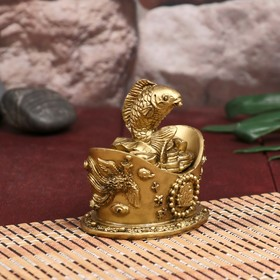Box netsuke bronze