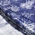 Плёнка упаковочная голография «Весёлого Нового Года!», 100 × 70 см