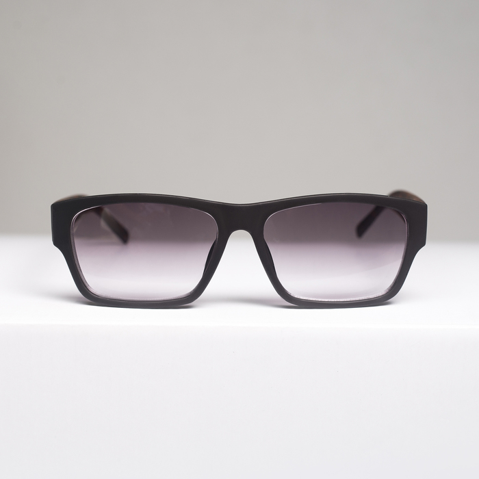 Очки корригирующие B 86002 тонированные, +2,5