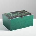 Коробка‒пенал «Зимняя сказка», 22 × 15 × 10 см