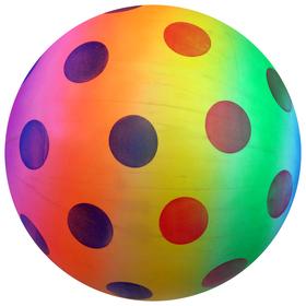 Мяч детский «Горошек», d=22 см, 70 г