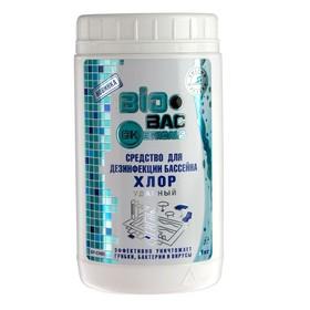 Средство для дезинфекции бассейнов Хлор 60 Ударный, гранулы,  1 кг