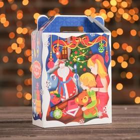 Gift box Paper, 16.8 x 6.8 x 20.5 cm