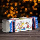 """Подарочная коробка """"Мышата"""", хлопушка, с анимацией, 15 х 8 х 8 см"""