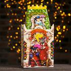 """Подарочная коробка """"Мышкетеры"""", замок большой, с анимацией, 19,5 х 11,5 х 34,5 см - фото 128352956"""