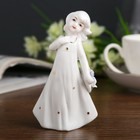 "Souvenir ceramic ""Girl with hat"" 11х6х3 cm"