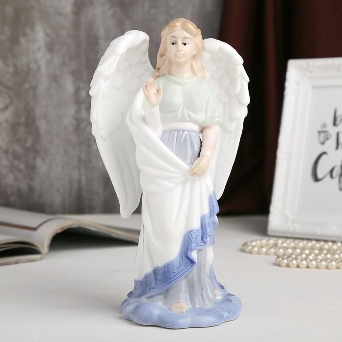"""Сувенир керамика """"Девушка-ангел"""" 20х8х10,5 см - фото 798253829"""