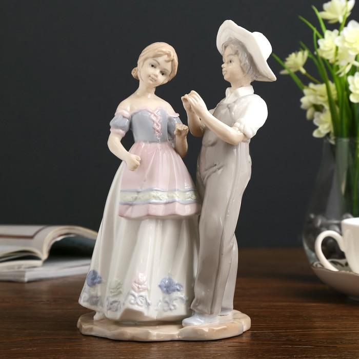 """Сувенир керамика """"Дружба"""" 22,5х15х9,5 см - фото 798253859"""