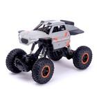 Джип радиоуправляемый «Триал», полный привод 4WD, трансформация, 1:12, МИКС - фото 105647653