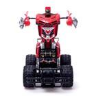Робот радиоуправляемый «Монстр Ламба», трансформируется, работает от аккумулятора, цвета МИКС - фото 105504379