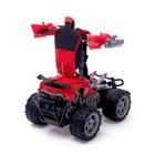 Робот радиоуправляемый «Монстр Ламба», трансформируется, работает от аккумулятора, цвета МИКС - фото 105504380