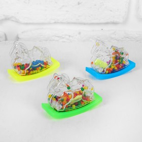 Растущие шарики 'В лошадке' 4,5×4,5×6 см Ош