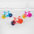 """Растущие шарики """"В велосипеде"""" 2×4,5×7,5 см"""