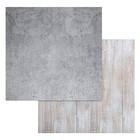 Фотофон «Доски-Бетон», 45 × 45 см, переплетный картон