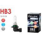 Лампа автомобильная HB3 4005 FN 12V 65W CELEN, Halogen Fianit + 35% Long life, UV-stop