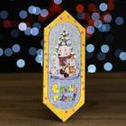 """Коробка картонная """"Мишки"""", 11 х 5,5 х 20 см - фото 308276233"""
