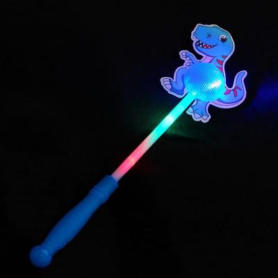 Палочка световая «Динозавр», батарейки в комплекте