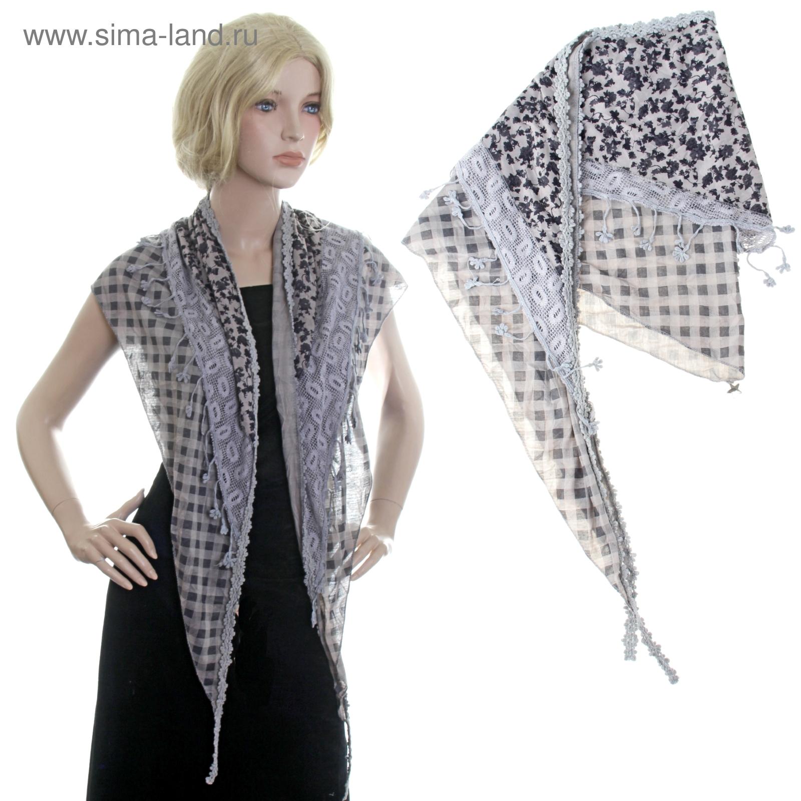 Шарф Rossini текстильный (559125) - Купить по цене от 74.70 руб ... 0a579a509f4