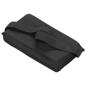 Подушка для растяжки, цвет чёрный