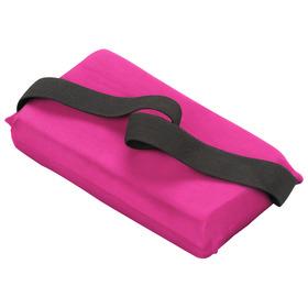 Подушка для растяжки, цвет розовый