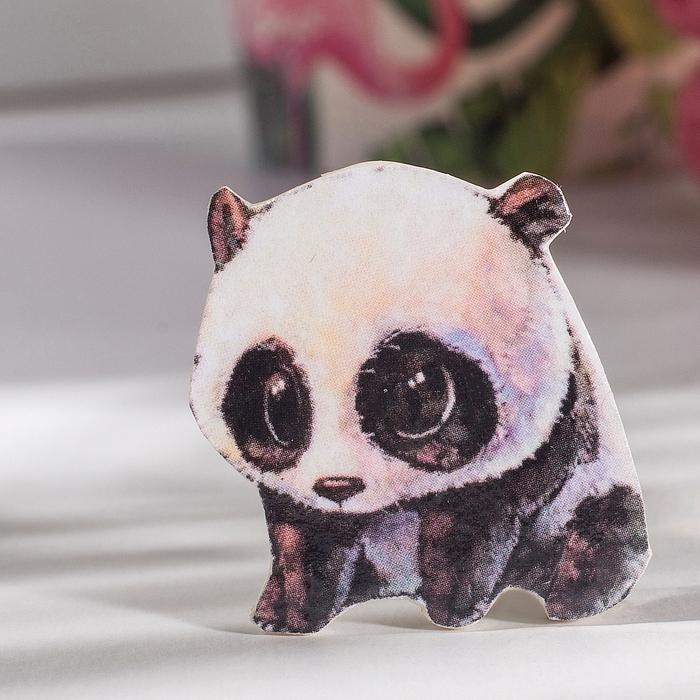 """Брошь """"Панда"""" милаш"""