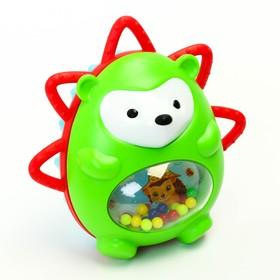 Развивающая игрушка «Еж», цвет МИКС
