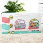 Развивающий коврик «Наш малыш» с дугой для планшета/телефона - фото 105523345