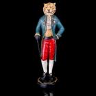 Тигр-барон с тростью