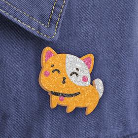 """Фреска, значок """"Самый милый котенок"""""""