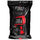Перчатки боксёрские детские FIGHT EMPIRE, 6 унций, цвет чёрный - фото 727104