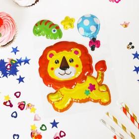 Наклейки для декора «Львёнок»