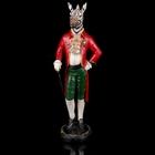 Зебра аристократ с тростью